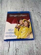Singin in the Rain Gene Kelly Donald O'connor Debbie Reynolds Remastered