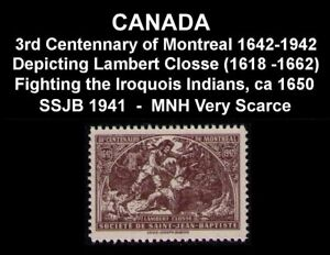 CANADA SSJB #4103 MNH SPECIAL OFFER, SEE SCAN (UD27)
