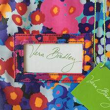 Vera Bradley Classic Insulated Lunch Bag Cooler Sack Box Impressionista NWT