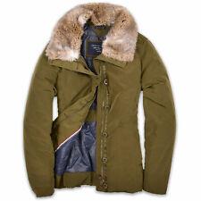 Tommy Hilfiger Damen Jacke Jacket Winterjacke Gr.L (DE40) Daunenjacke Grün 91704