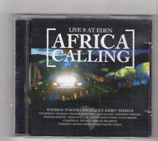 (HW418) Live 8 at Eden, Africa Calling - 2006 CD