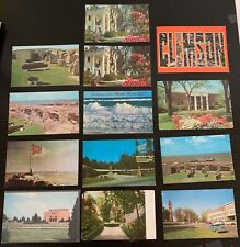 Lot of 13 Original Vintage Postcards - South Carolina - Myrtle Beach, Clemson+