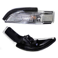 2Pcs Turn Signal Light 81730-02140 For Toyota Camry Side Rear Mirror Indicator