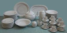 Servizio di piatti in ceramica Bavaria di Johann Seltmann Vohenstrauss 67 pezzi