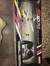 Syma S107G Gyroscopes Systems Mini Helicopter Remote Control Metal Series New