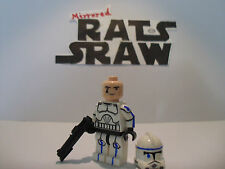 Lego Star Wars minifigure Trooper - Clone Custom Trooper tup - 501st