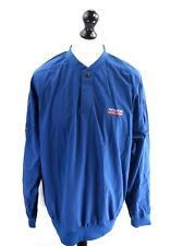 NIKE Mens Jumper Sweater XL Blue Polyester Golf The Players Championship
