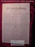 SATURDAY REVIEW July 3 1926 LEE WILSON DODD ARCHIBALD MCLEISH ERNEST BOYD