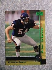 L#612 2000 Skybox #225 Brian Urlacher, rookie, Chicago Bears, NRMT