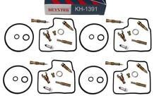 Honda VFR750F RC24//2 Bj Keyster Vergaser-Dichtungssatz 4 Kits 88-89