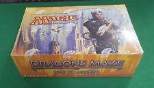 Magic the Gathering Dragon's Maze Booster Box Japanese Language