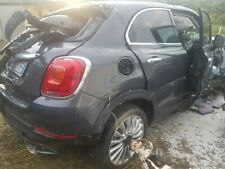 Fiat 500 X incidentata