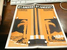 Los Angeles County, California Guide - 1940
