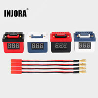 (1) Low Voltage Alarm Lipo Battery Decoration for 1/10 RC TRX4 Axial SCX10 90046