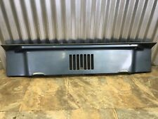 GUNMETAL BLUE 97-06 Jeep TJ Wrangler OEM HOOD PANEL Single Vent Cowl Valance PQ7