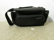 Sony LCS-U20 Medium Carrying Case for Handycam Cyber-Shot NEX Digital Camera