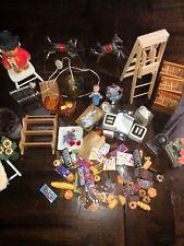 Dollhouse accessories lot