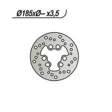 659117 DISCO NG SUZUKI MOTOR HISPANIA