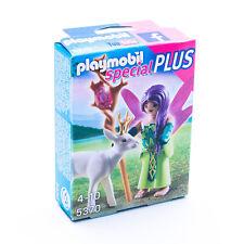 PLAYMOBIL 5370 Special Plus – Fee mit Zauber Reh NEU & OVP