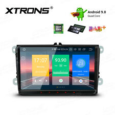 "XTRONS Android 10.0 9"" Car Stereo Radio GPS Plug&Play for VW GOLF PASSAT Jetta"