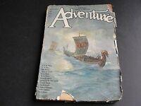 ADVENTURE PULP, Published by Ridgway Company, N. Y.-September 3rd,1921 Magazine.