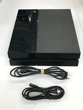 Sony PlayStation 4 - PS4 Original Edition 500GB Black Console