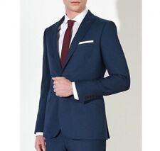 JOHN LEWIS - BNWT - Kin Maddox Hopsack Jacket - Teal - 38R Slim Fit