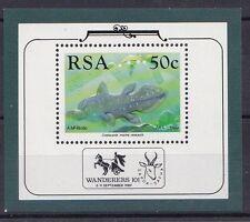 Sud Africa South Africa 1989 Bf 22 esposizione filatelica nazionale Wander MNH