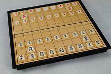 "Japanese Chess, Shogi, 9.8"" foldable magnetic chessboard"