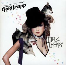 GOLDFRAPP - Black Cherry CD