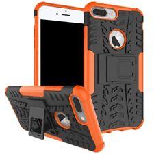 NEUF Etui Hybride 2 Pièces Extérieur Orange Pour Apple iPhone 8 et 7 Plus 5.5