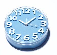 tiq - Blu Chiaro Sveglia A Batteria Silenzioso Movimento