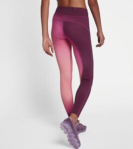 NIke Epic Lux Power Running Training Tights Gym Yoga  874747-609 Small