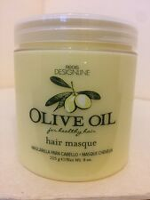 NEW REGIS Designline OLIVE OIL HAIR MASQUE CONDITIONER 8 Oz Free Shipping