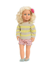Our Generation - Jodie Puppe 46 cm mit Shorts & Sweater