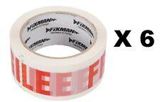 Fixman 191.480 embalajes delicados 48mm X 66m cinta