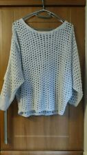 River Island Womans Crochet Jumper Size 10