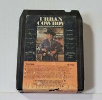 Vintage 8 Track Tape - 1980 Urban Cowboy Soundtrack Elektra # D8-90002