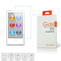 Nacodex Tempered Glass Screen Protector For iPod Nano 8 8th Generation 2015