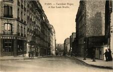 CPA Paris 12e Carrefour Picpus et Rue Louis Braille (479166)