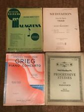 LOT of Classical Piano Sheet Music