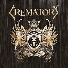Crematory - Oblivion (NEW CD DIGI)