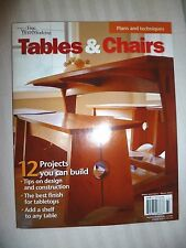 The Best of Fine Woodworking Tables & Chairs ~Brand New!~Free Shipping!