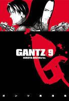 Gantz: v. 9 by Hiroya Oku 2010 Dark Horse Manga English
