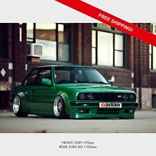 BMW 3-series e30 widebody kit/ universal fender flares