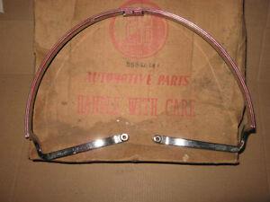 NOS 1940 DESOTO HORN RING BUTTON MOPAR