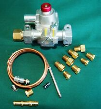 FMDA SAFETY VALVE REPLACEMENT KIT -FRANKLIN CHEF OVENS & RANGES