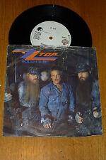 "ZZ TOP - Rough Boy - 1986 UK 2-track 7"" single"
