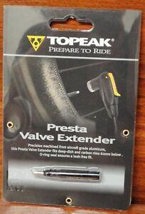TOPEAK PRESTA VALVE PV EXTENDER EXTENSION 43mm