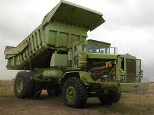 Dump Truck - TEREX 60 tonne